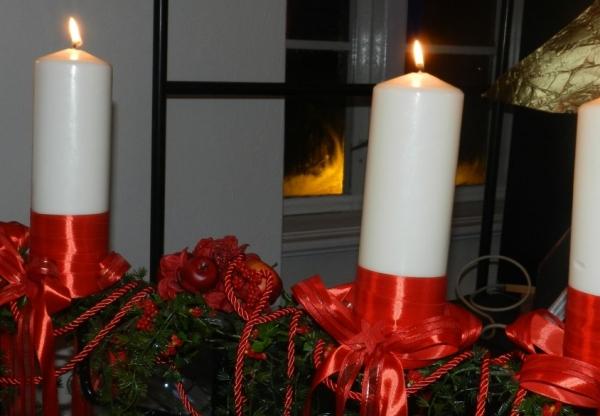 Blask czterech świec