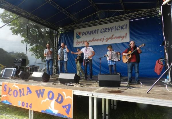 Słona Woda 2014