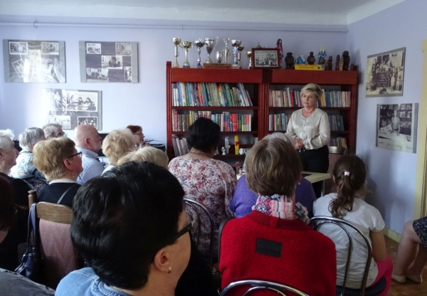 Spotkanie autorskie z Renatą Teresą Korek