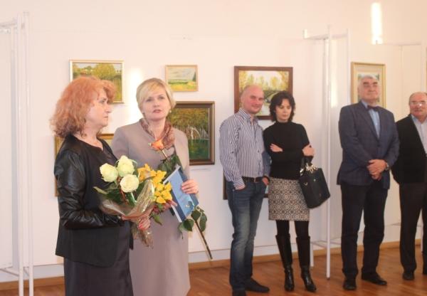 Wystawa malarstwa Anny Szwedko